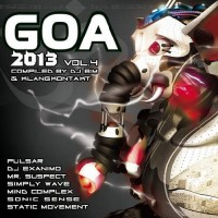 Compilation: Goa 2013 - Volume 4 (2CD)