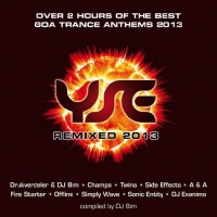Compilation: YSE Remixed 2013 (2CDs)