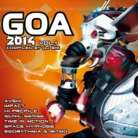 Compilation: Goa 2014 - Volume 1 (2CDs)