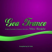 Compilation: Goa Trance - Volume 24 - Compiled by Dj Tulla (2CDs)
