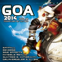 Compilation: Goa 2014 - Volume 2 (2CDs)